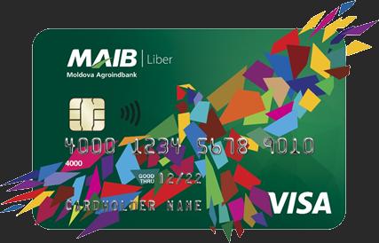 credit card maib