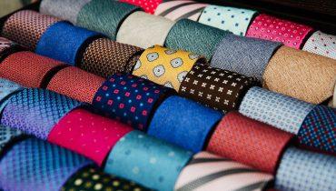 D'ale bărbaților: un domn nu poate avea niciodată prea multe cravate