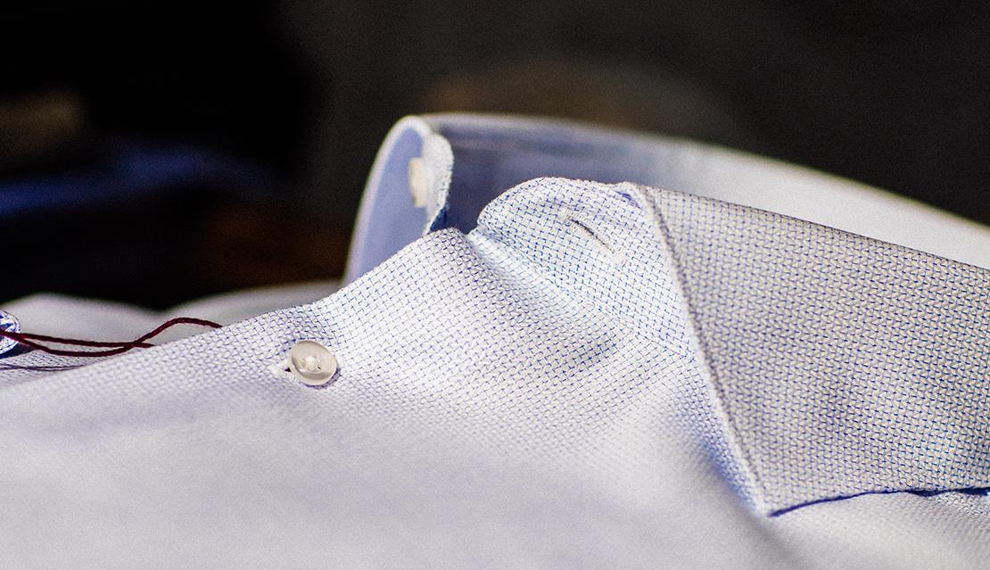 Все рубашки я сейчас заказываю non-iron